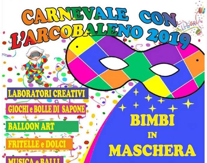 Carnevale Solidale Bimbi in Maschera
