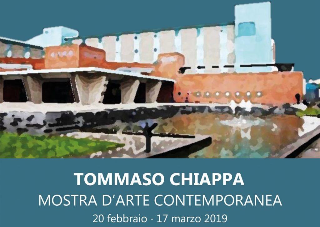 Tommaso Chiappa - mostra d'arte contemporanea