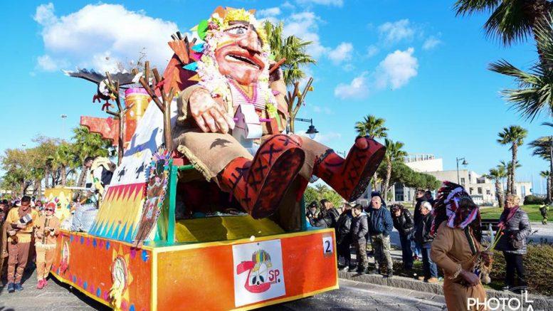 Su Carrasegare Olbiesu - Carnevale Olbiese 2019