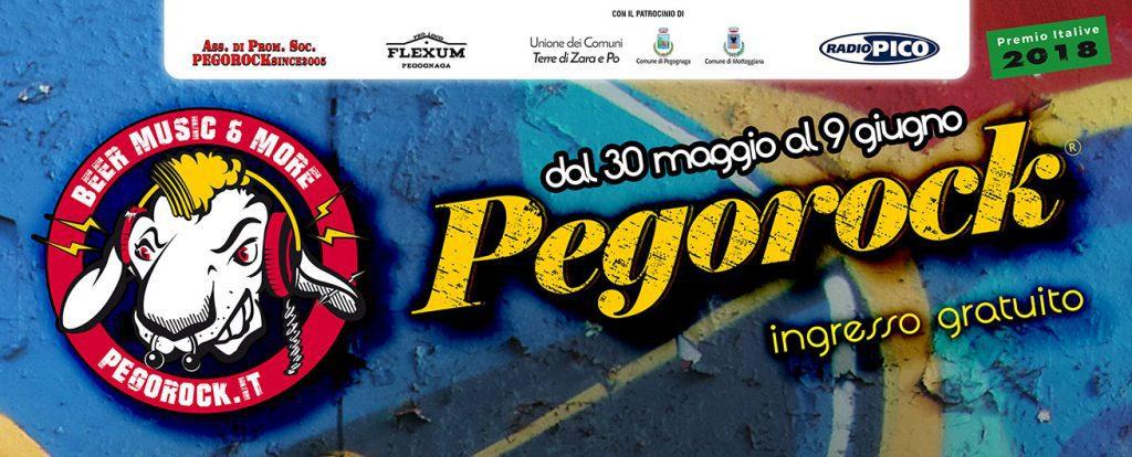 Pegorock Festival - 29° edizione