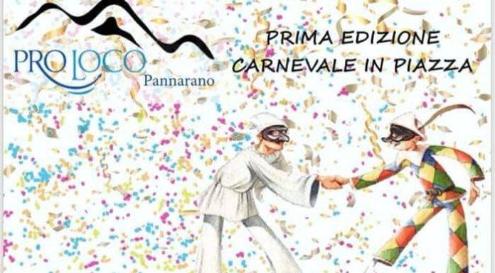 Carnevale in Piazza a Pannarano - I edizione