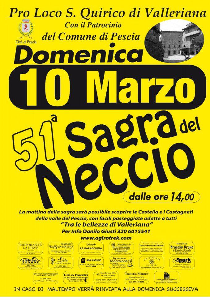 Sagra del Neccio - 51° edizione