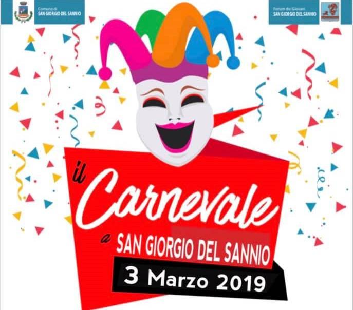 Carnevale a San Giorgio del Sannio