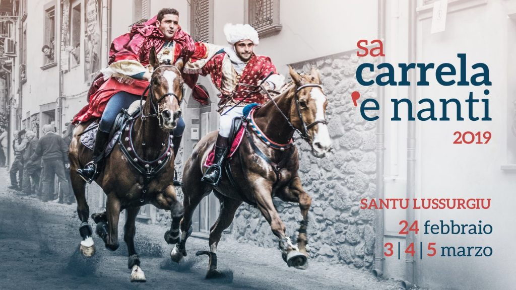 Sa Carrela'e Nanti - Carnevale di Santu Lussurgiu