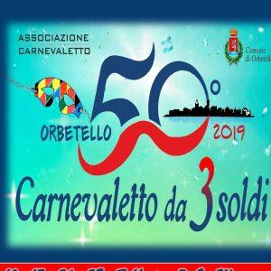 Carnevaletto da Tre Soldi - 50° edizione