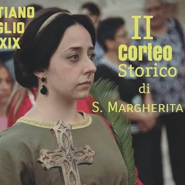II Corteo Storico di Santa Margherita