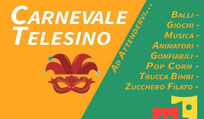 Carnevale Telesino 2019