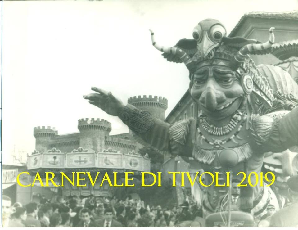Carnevale di Tivoli 2019