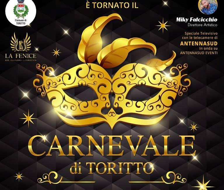 Carnevale di Toritto 2019
