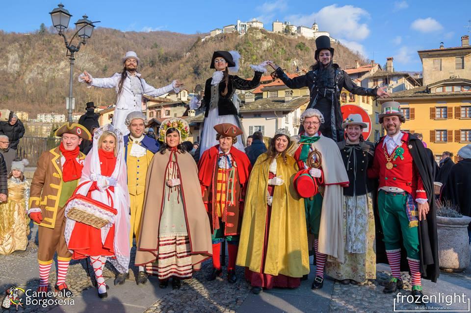 Carlavè à Varal - Carnevale di Varallo