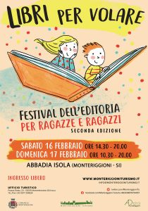 Libri per Volare - Festival dell'Editoria per Ragazzi