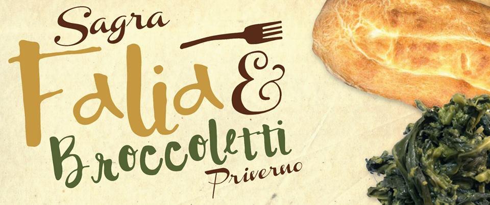 Sagra Falia e Broccoletti - 15° edizione