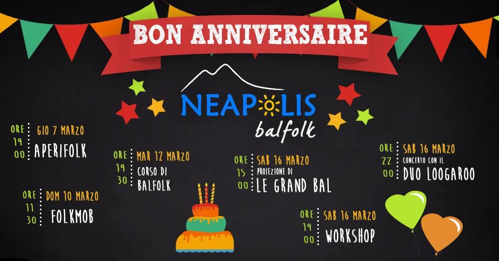 Bon Anniversaire Neapolis Balfolk