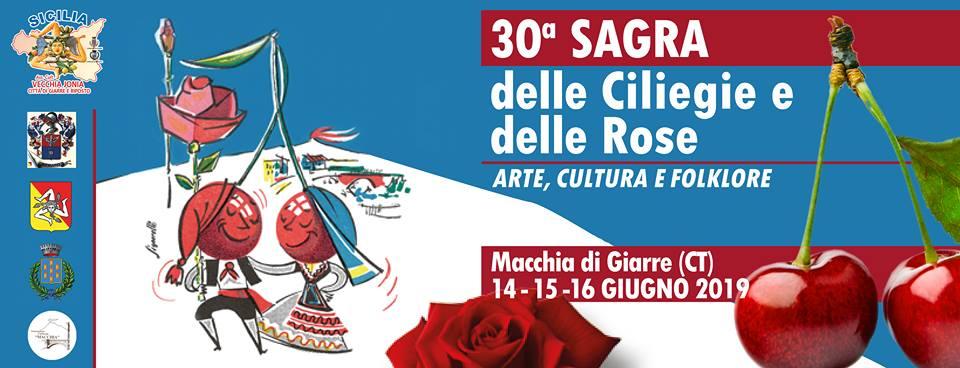 Sagra delle Ciliegie e delle Rose - 30° edizione