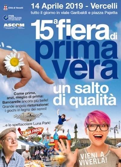 Fiera di Primavera di Vercelli - 15° edizione