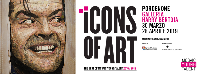 Icons of Art - Mosaic Young Talent