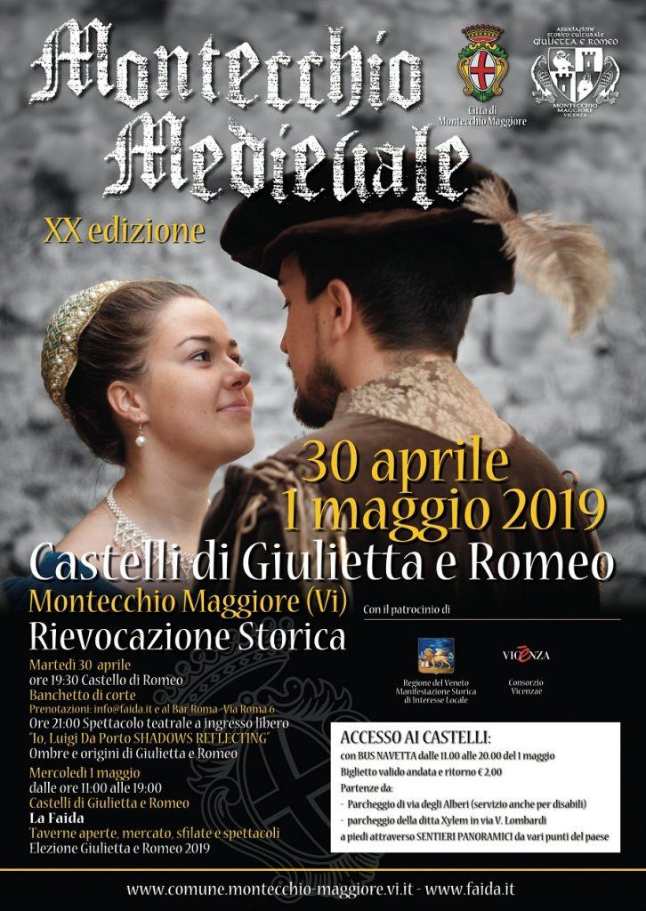 Montecchio Medievale 2019 - La Faida