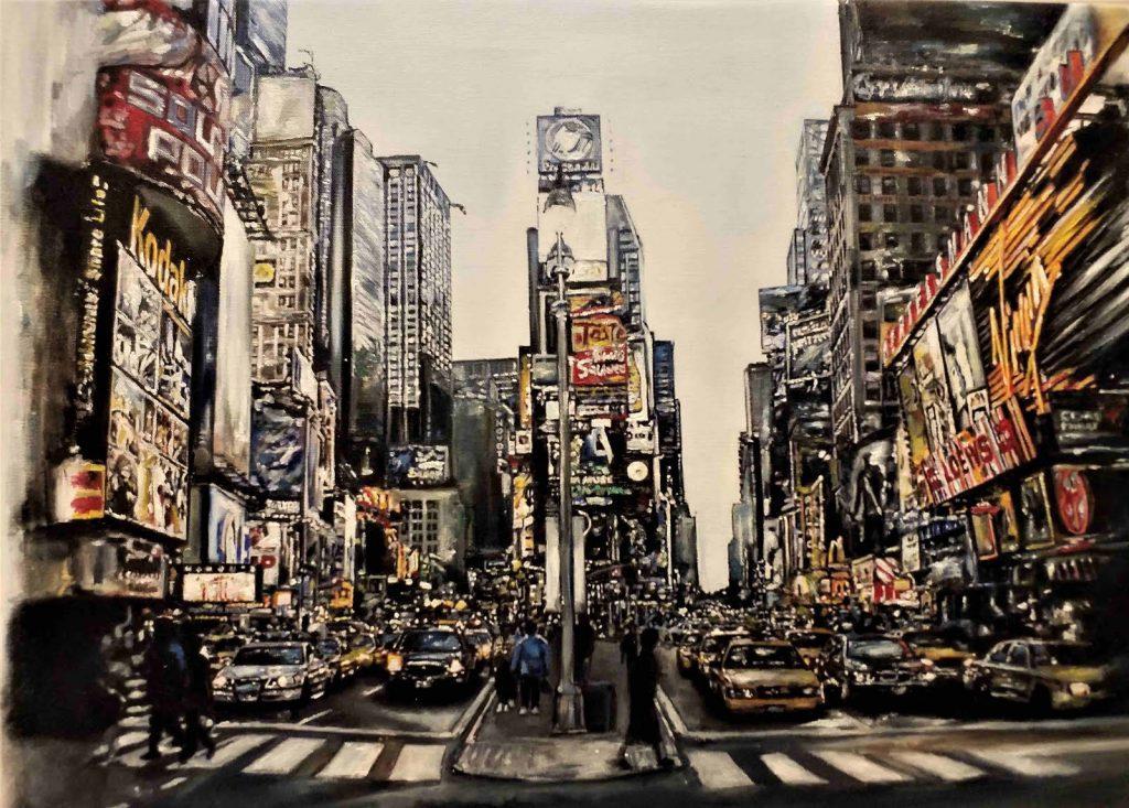 Metropolis di Tommaso Chiappa