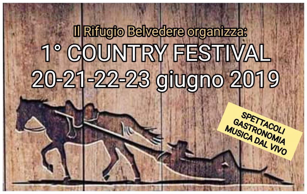 Alvito Country Festival - 1° edizione