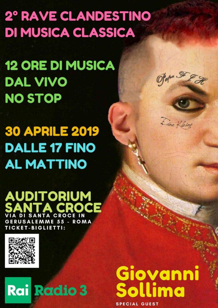 Rave Clandestino di Musica Classica - 2° edizione