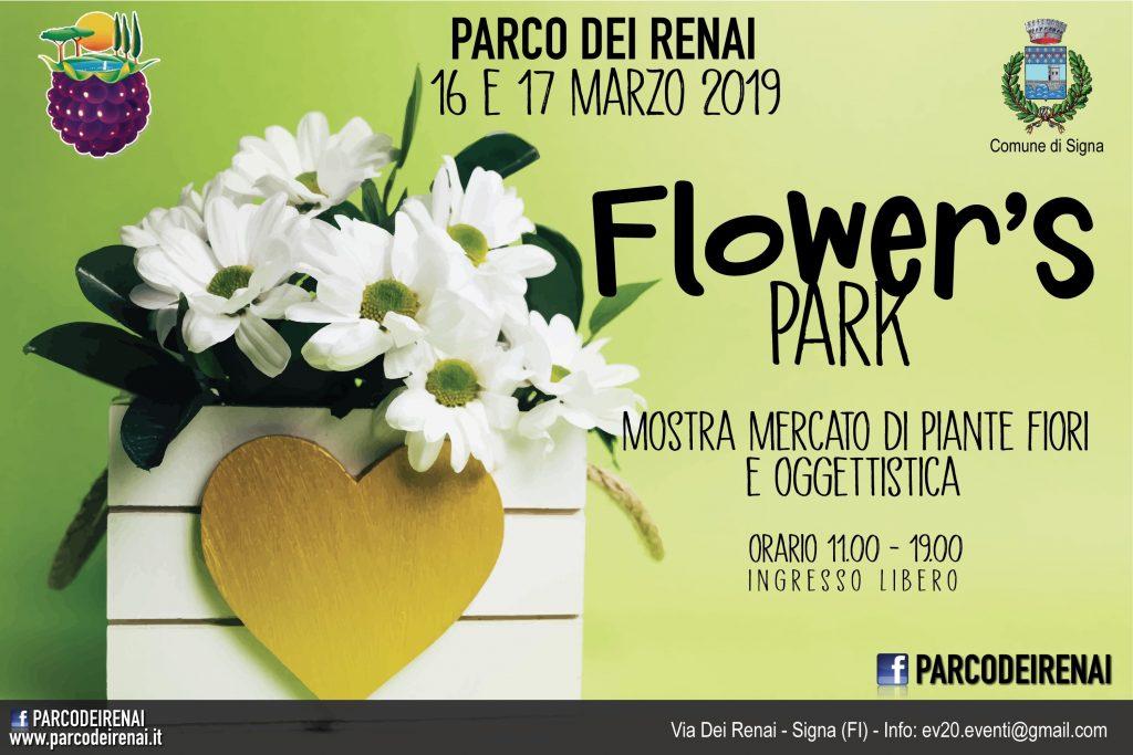 Flower's Park - mostra mercato di piante e fiori