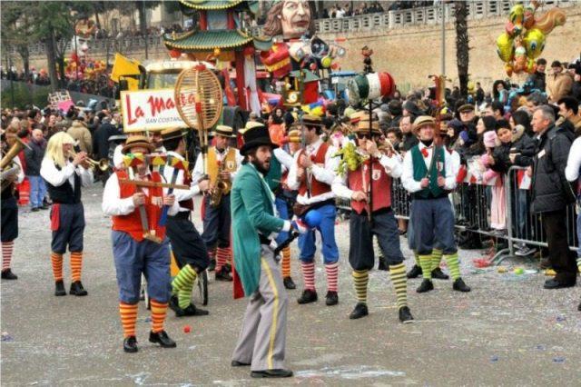 Carnevale  Maceratese 2019