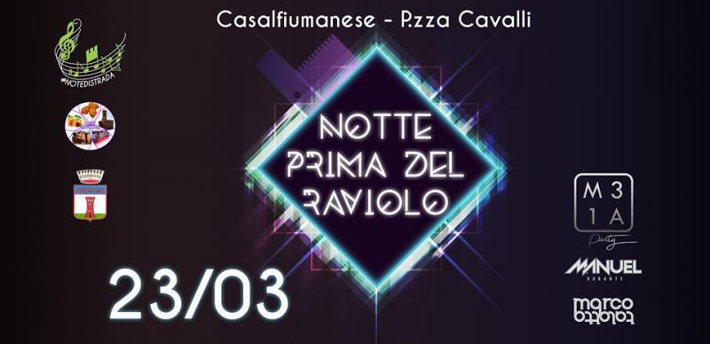 Sagra del Raviolo Dolce - 94° edizione