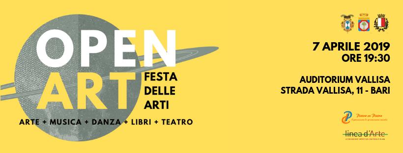 OpenArt - Festa delle Arti