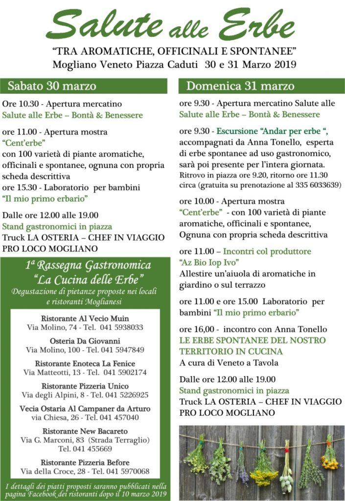 Salute alle Erbe a Mogliano Veneto