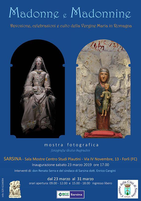 Madonne e Madonnine in Sarsina