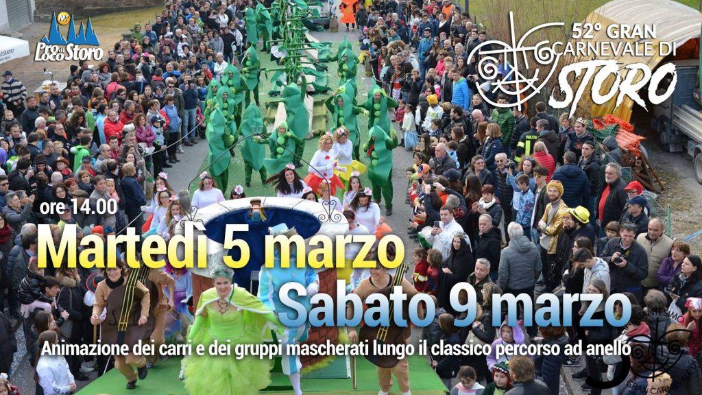Gran Carnevale di Storo - 52° edizione