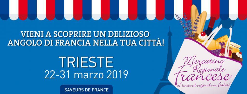 Mercatino Regionale Francese - Trieste