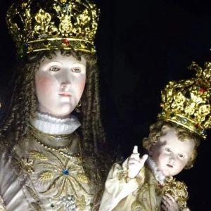 Festa S. Maria delle Grazie - Corteo Carri Infiorati