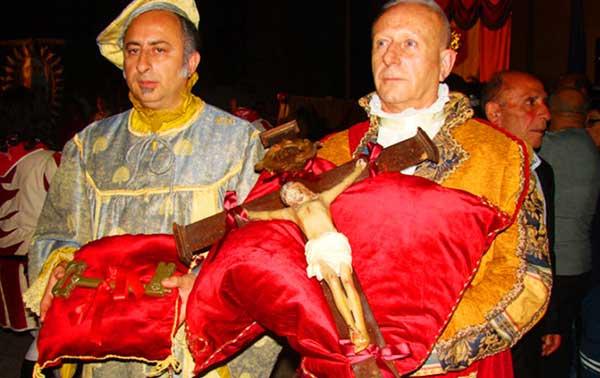 Festa del SS. Crocifisso - Castelvetrano