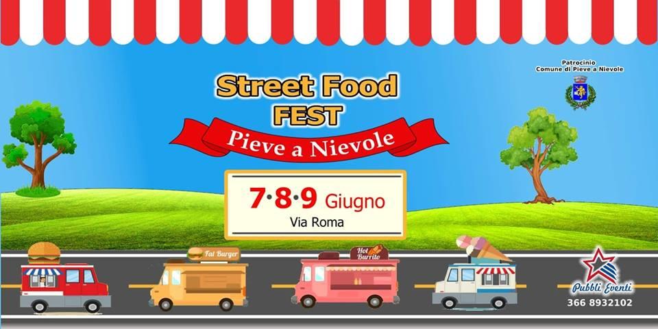 Nievole Street Food Fest