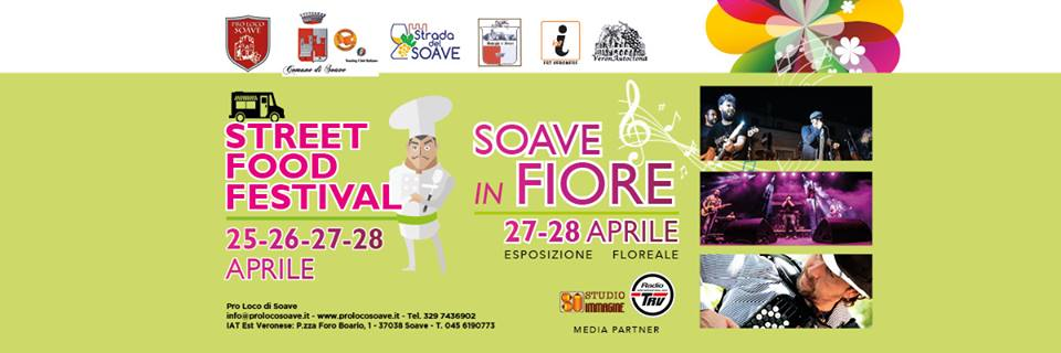 Street Food Festival & Soave in Fiore