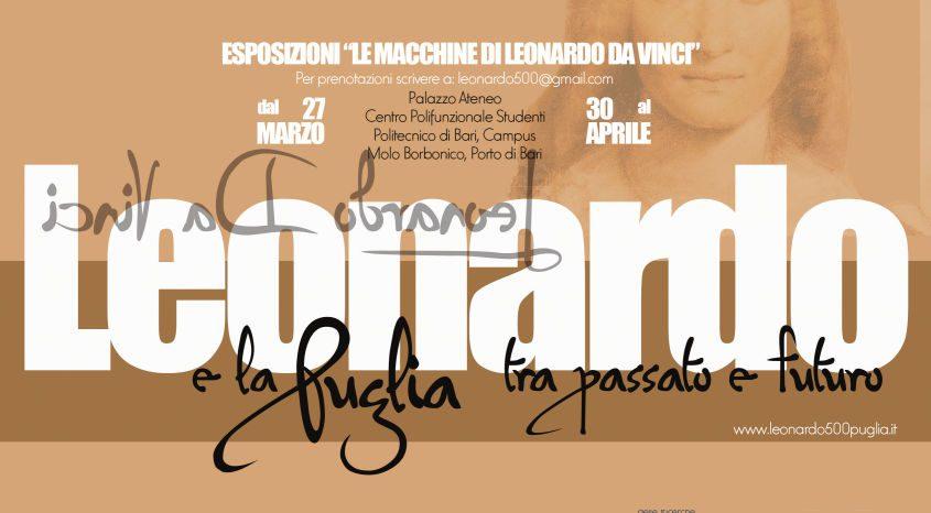 Leonardo e la Puglia tra Passato e Futuro