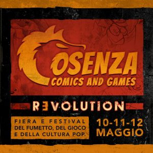 Cosenza Comics and Games - 5 ° edizione