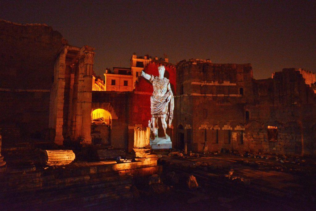 Viaggi nei Fori dell'Antica Roma