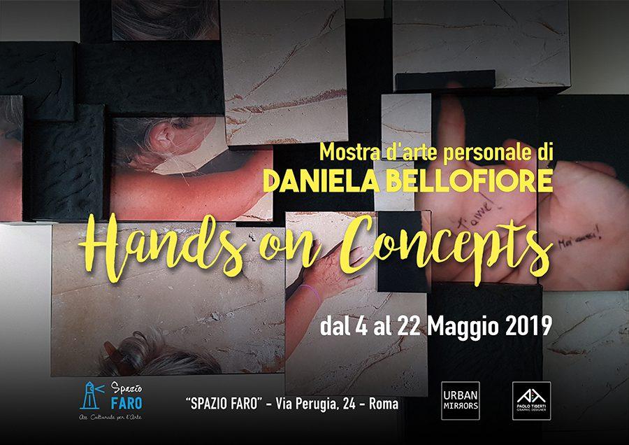 Hands on Concepts - mostra d'arte fotografica volumizzata