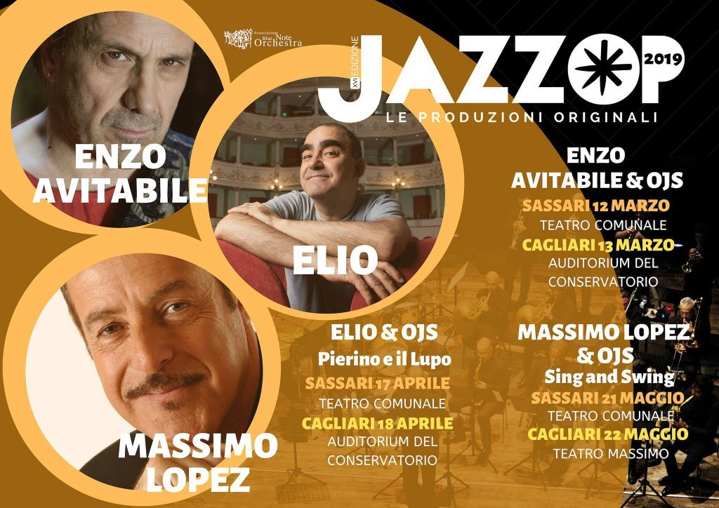 JazzOp 2019 - 16° edizione