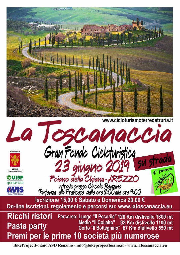 La Toscanaccia - Gran Fondo Cicloturistico