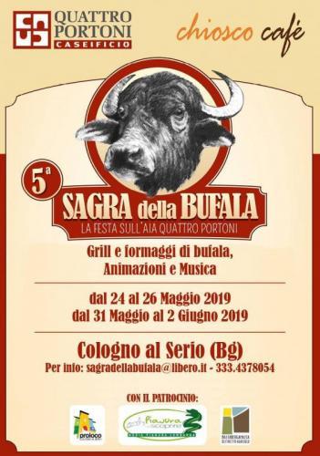 Sagra della Bufala - 5° edizione