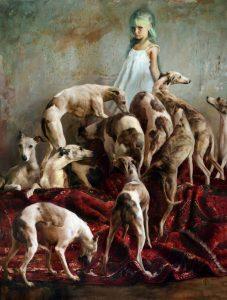Cani in Posa. Dall'Antichità ad Oggi