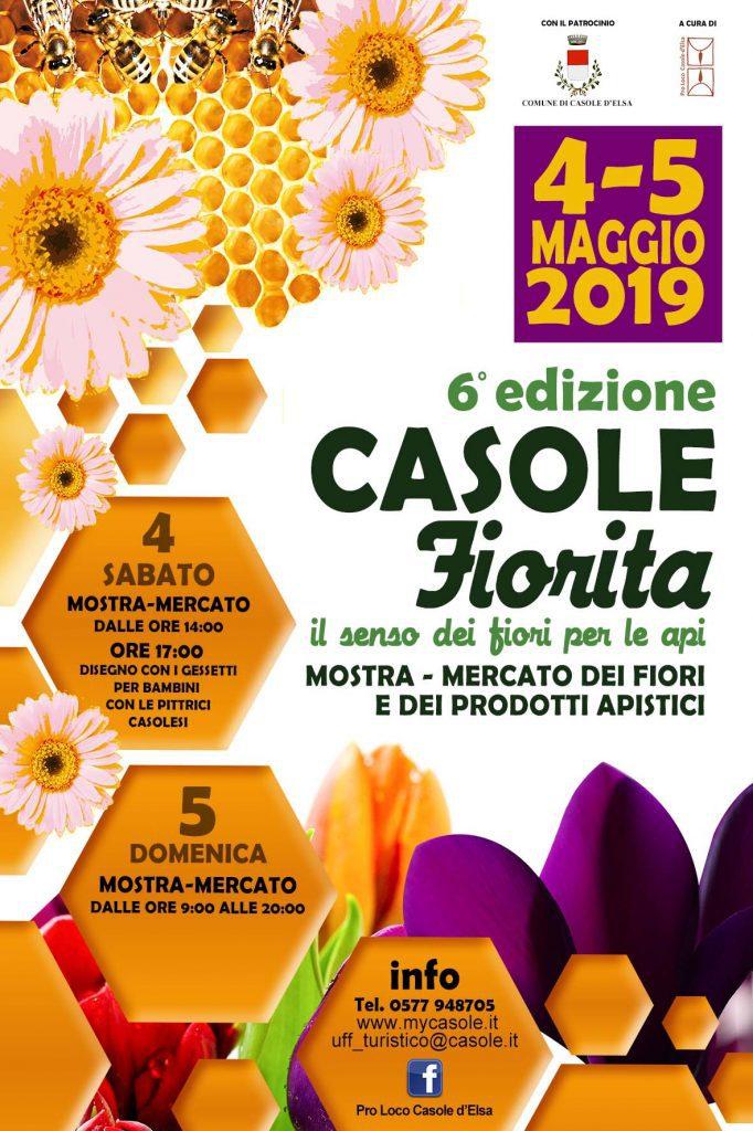 Casole Fiorita - 6° edizione