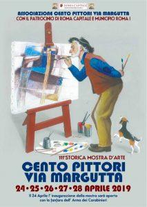 Cento Pittori a Via Margutta - 111° edizione