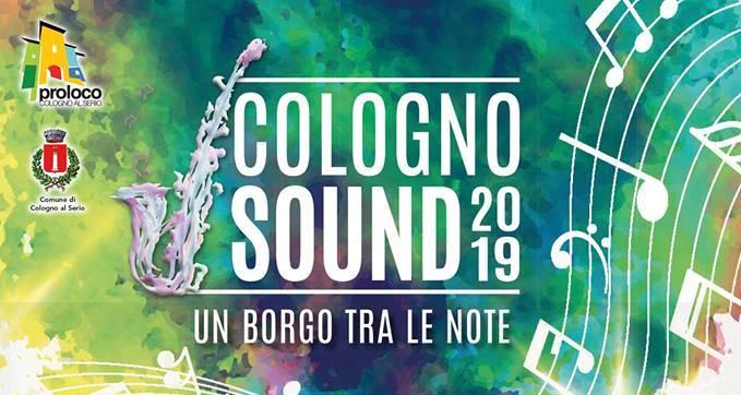 Cologno Sound 2019