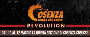 Cosenza Comics and Games - 5 ° edizione