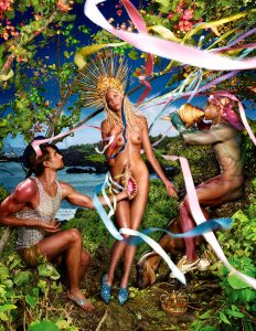 David LaChapelle - Atti Divini