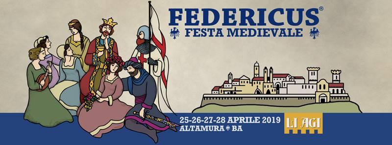 FEDERICUS Festa Medievale - 8° edizione